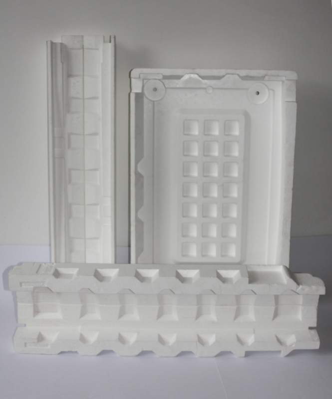 Buy Compression molds for production of a product from polyfoam