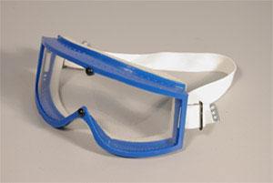 Очки защитные закрытые с прямой вентиляцией ЗП2-80