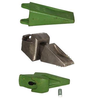 Купить Наварные резцы, сменные шипы, зубья круглого сечения для буровых установок