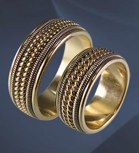 Купити Кільця заручні золото Au 585° проби 0ce427fc2ebc4