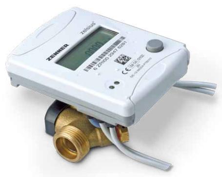 Теплосчетчик компактный ультразвуковой Zelsius® C5-IUF 15/0,6