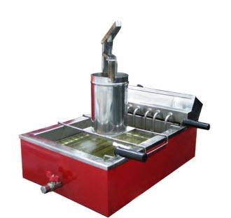 Купити Апарат для виробництва пончиків (фритюрниця+дозатор) АПП-3,0