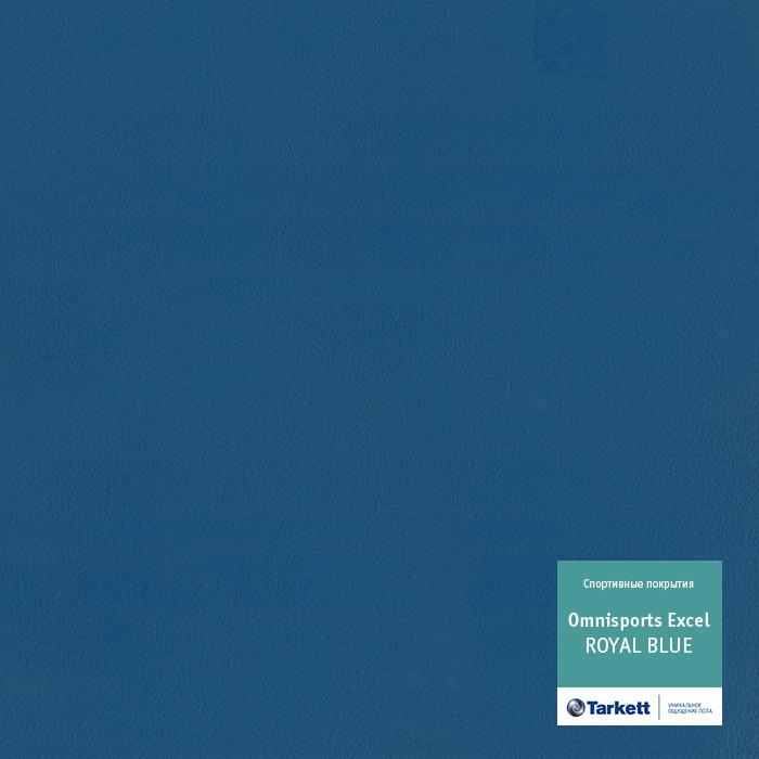 Купить Спортивные покрытия TARKETT Omnisports EXCEL ROYAL BLUE