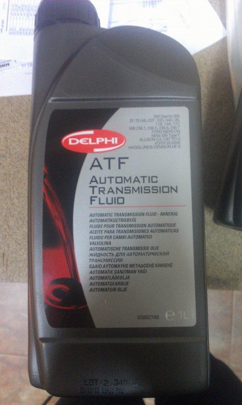 Buy Oil transmission Delphi Dexron lll-G GL5 1 of l