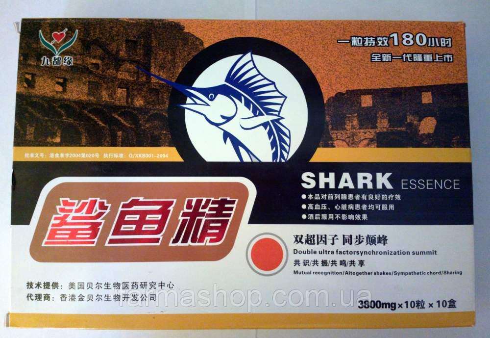 Купить Акулий экстракт (Shark extract) - новая версия