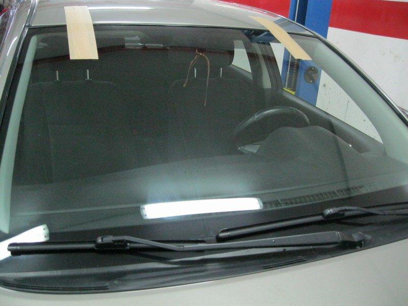 Ветровое Стекло Toyota Avensis 2003-2008
