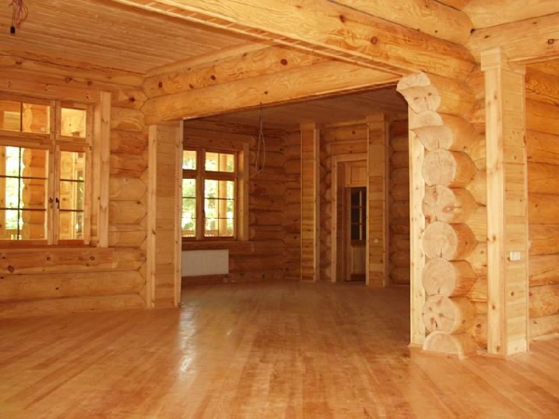 Купить Дома деревянные (срубы)