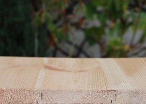 Доски деревянного пола сосна