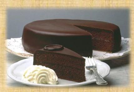 Купить Смесь для производства шоколадного торта «Захер» с утонченным миндальным ароматом «Ультра Текс » Р– 00076