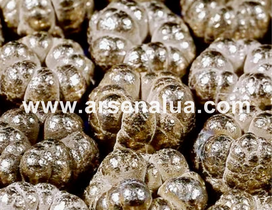 Buy Nickel anodes (nickel anodes) disks of 10 mm, crowns of 10-15 mm