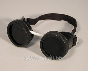 The goggles closed with indirect ventilation and the adjustable crossing point ZNR1 (G1, G2, G3)