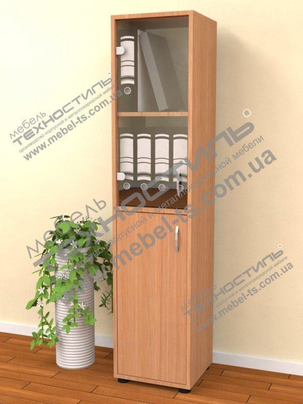 Шкаф для документов со стеклом (Б 244)