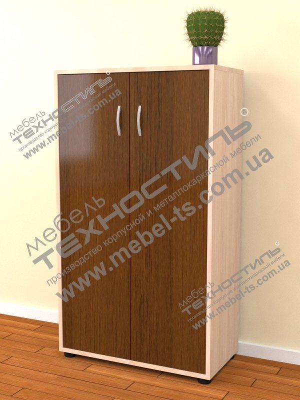 Шкаф для бумаг закрытый (Б 373)