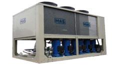 Купить Машины воздушные холодильные для охлаждения жидкости - чиллеры