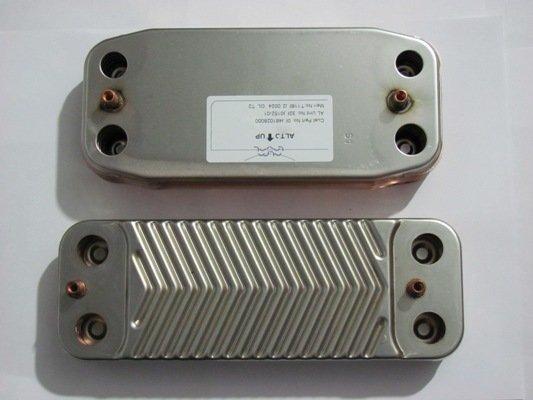 Теплообменник вторичный гвс для газового котла аристон class 28ff купить теплообменник заводской гвс