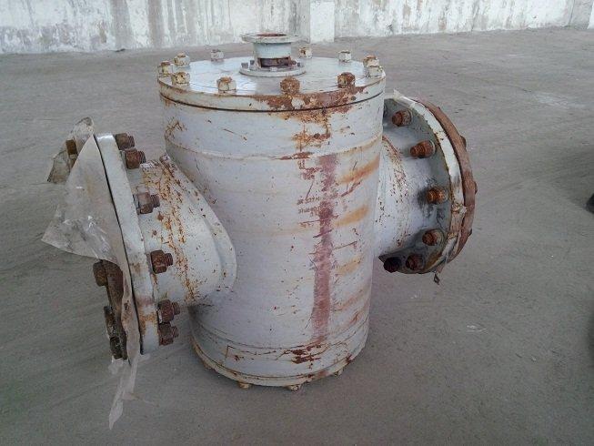 Клапан регулирующий  ЭК-202  Ду300 Ру12