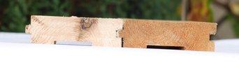 Доски половые деревянные