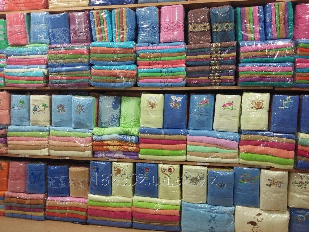 Купить Полотенца махровые