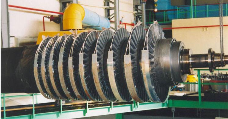 Купить Восстановление зазоров турбоагрегатов ГТК-10