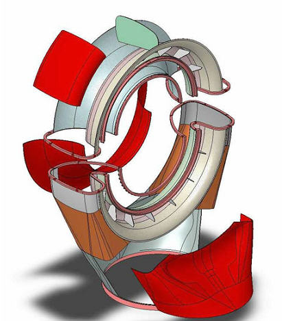 Купить Восстановление вставки к турбоагрегатов ГТК-10