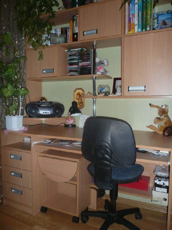 Столы письменные, компьютерные по индивидуальному заказу куп.