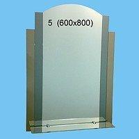 Купить Зеркало в ванную комнату Профиль 05, код 1530