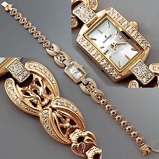 5f4dc07c8a18 Золотые часы женские. Купить женские золотые часы   Чайка ...