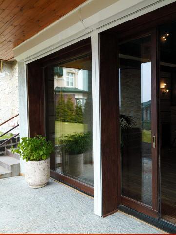 Окна деревянные дубовые эксклюзивные.