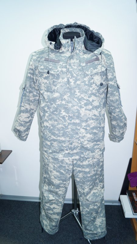 Buy Sniper suit winter digital camouflage, the Suit to - 30C, suit of special appointmen