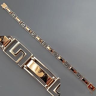Женские золотые браслеты версаче