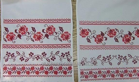 Buy  Embroidered towels, Wedding towels Rosie without Pav