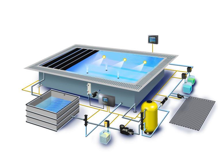Сделайте свой бассейн более экологичным