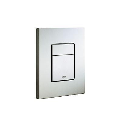 Купить Кнопка смыва Grohe Skate Cosmopolitan 38732SD0, нержавеющая сталь