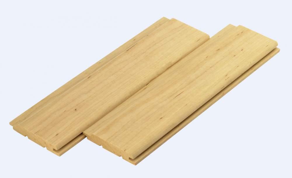Вагонка ольха высший сорт для внутренней отделки бань и саун