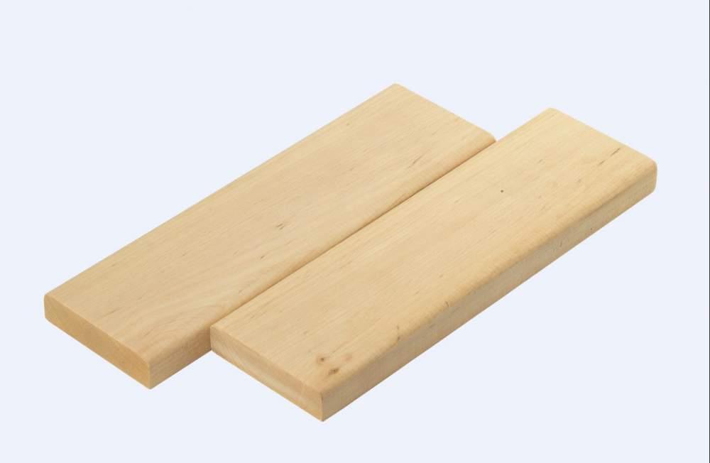 Лежак для бани и сауны ольха высший сорт