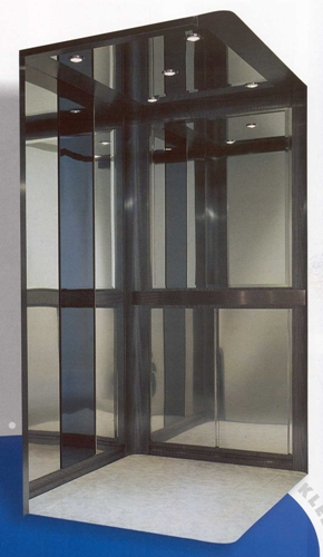 Лифты электрические (с тяговым приводом)