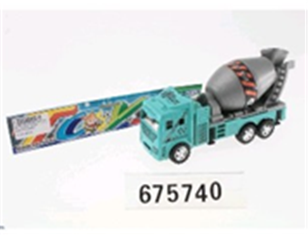 Машинка бетономешалка CJ-0675740