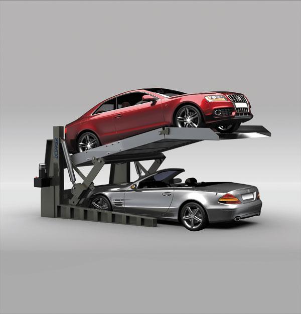 Подъемники автомобильные