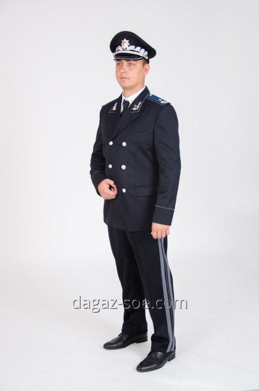 Костюм с кителем / полиция Украины