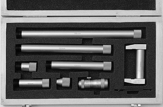 Нутромеры микрометрические трехточечные
