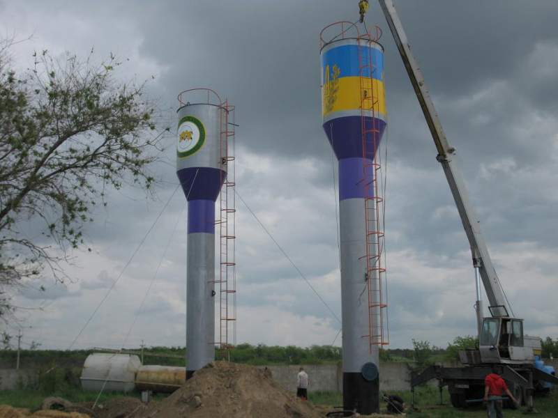 Buy Cheap water towers of Rozhnovsky