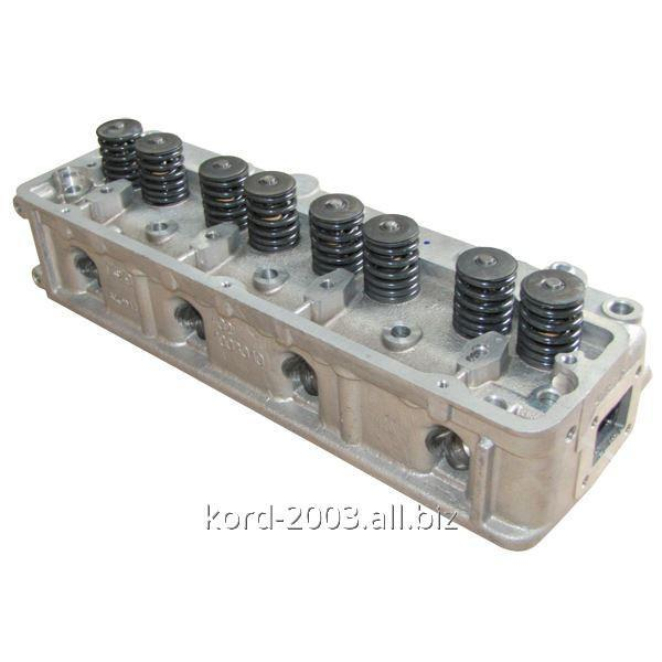 Головка блока цилиндров ЯМЗ 236, ГБЦ двигателя МАЗ.