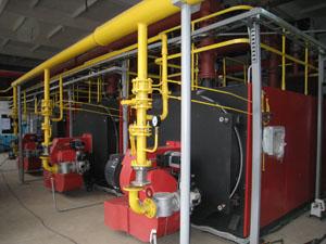 Модульные котельные УКТМ (200 кВт... 30 МВт) для отопления и горячего водоснабжения жилых, коммунальных и производственных помещений. Котельные проходят полную сборку и испытания на заводе-изготовителе.