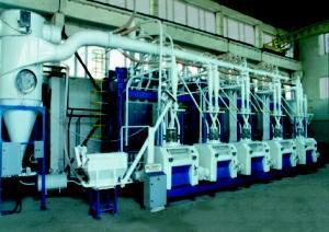 Мельница мукомольная вальцовая ХАРЬКОВЧАНКА - 3000 плюс, производительность по зерну 3000 кг/ч