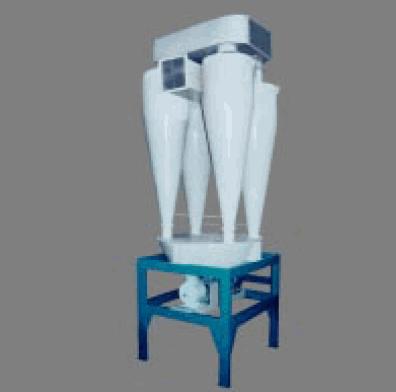 Батарейные установки циклонов 4БЦШ и УЦ для очистки запыленного воздуха.Технологическое Оборудование аспирационных и пневмотранспортных установок для зерноперерабатывающих предприятий и мукомольных мельниц