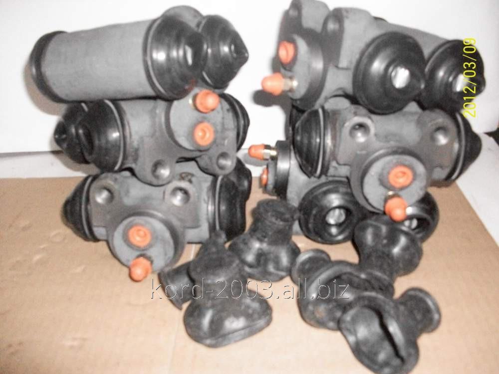 Тормозной цилиндр УРАЛ 4320, 375 рабочий, бинокль.