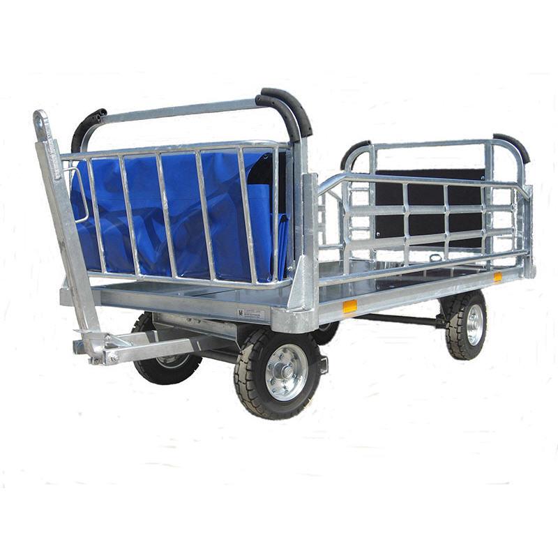 Багажная тележка аэродромная,грузовая ТГ-2000-02