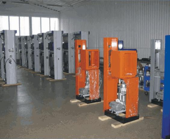 Топливораздаточное оборудование ТРК «Шельф» SHELF