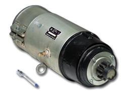 Электростартер типа С-34, ПС-У2