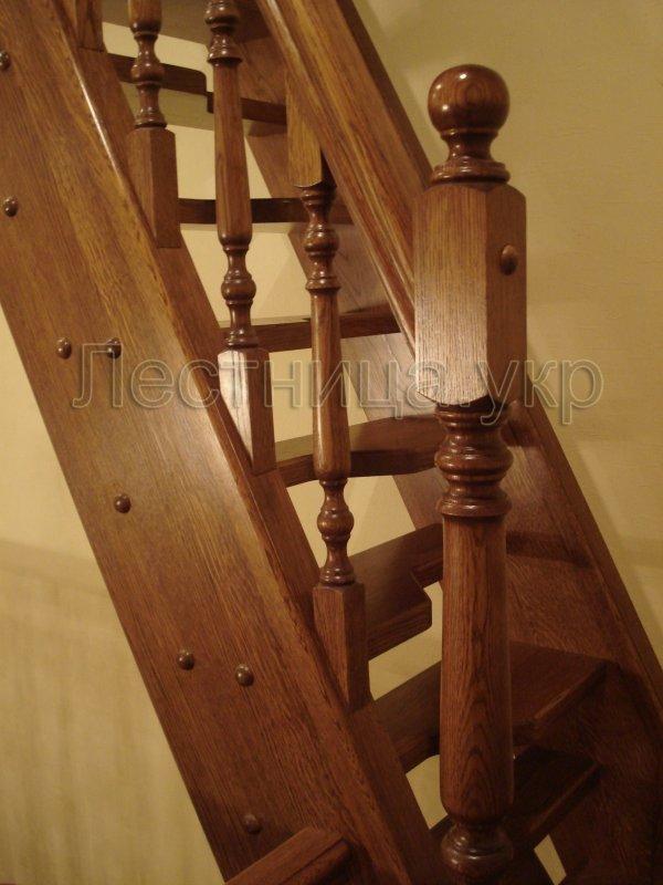 Купить Лестница гусиный шаг